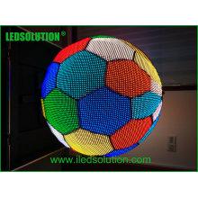 Диаметр 1м Дисплей водить шарика/шар светодиодный шар экран