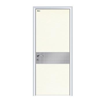 Interior White Door