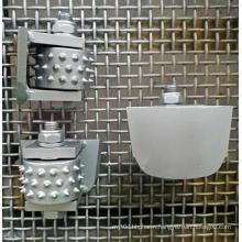 HTC Lavina  Bush Hammer Plate Diamond Tools Stone Concrete Abrasive floor grinding polishing plate