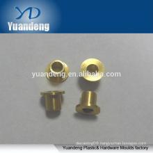 Brass Copper Aluminum Semi Hollow Tubular Rivets