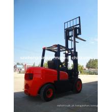 Caminhão de empilhadeira elétrico da maquinaria da logística 2.5tons