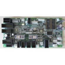 Fujitec hissbil Top Communication Board IF82D