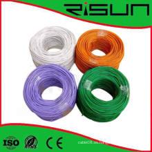 Cable de red Par trenzado sin blindaje CAT6