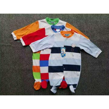 Baby Romper Летние / осенние комбинезоны / Romper 100% Хлопок Одежда на складе для 0m-24m