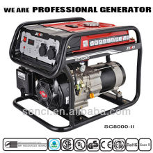 Generador comercial SC10000-II de 9000 vatios para un uso fácil