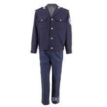Black Workclothes for Security and Men's Clothing