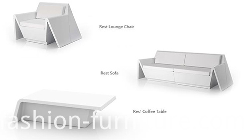 Right Lounge Rest Sofa