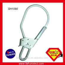 SH1090 Gancho de pressão de aço de ação dupla