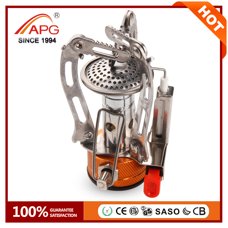 APG Wholesale Portable Mini Camping Gas Stove