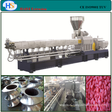 PA glass fiber reinforce co-rotating twin screw extruder machine