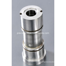 Custom Metal Stamping Cnc Machined Parts , Aluminum Extrusion Machining