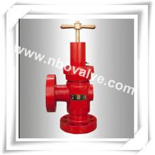 API 6A Válvula de estrangulamento manual (L44Y)