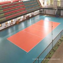 Suelo profesional de voleibol deportivo con precio barato