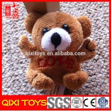 Little Teddy Bear Plush Valentine Teddy Bear Keychain