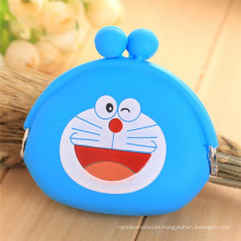 Silicone Coin Purse with All Kinds of Candy Colors