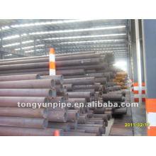 Tuyau en acier galvanisé à chaud, usé / tuyau en acier sans soudure