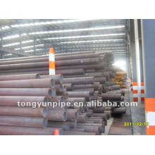 Hot Dipped galvanized steel pipe used price/ seamless steel pipe