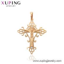 33604 xuping Luxo lustre de moda pingente religioso projeta
