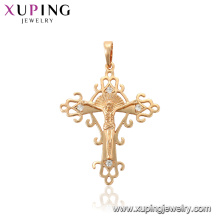 33604 xuping роскошный дизайн люстра мода религиозные кулон
