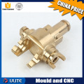 Customized High Precision CNC Machining Mechanical Components CNC Milling Brass Parts from Factory directly