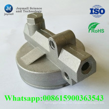 La aleación de aluminio a presión la fundición de arena de la fundición para la parte del arma de la grasa