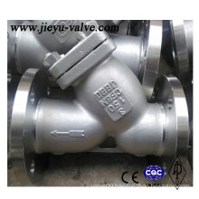 Stainless Steel CF8m 150lb Y Strainers