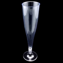 Пластиковая посуда Пластиковая чашка Шампанское Flut 8.2 Oz