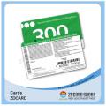 Kunststoff-PVC-Visitenkarte / Name Card / Calling Card