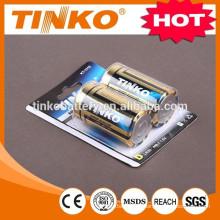 СУХОЙ BATTERYLR20 размер D щелочная батарея (высокое качество & Лучшая цена)