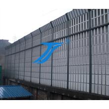 Série de barreira de som, para rodovia, ferrovia, metro ligeiro, bueiros, túneis e outros transportes
