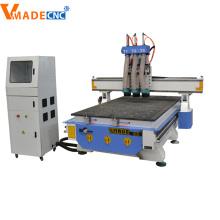 Máquina de corte de madera 3d 1325 CNC