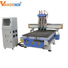 Máquina de corte de madera de 4 ejes CNC 3D