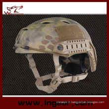 Casque de moto militaire pour le casque tactique marine Bj Style