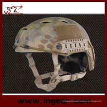 Táctica naval Bj estilo casco de moto militar