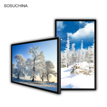 4g lcd advertising equipment player digital signage