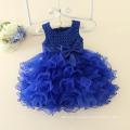 2017 hot sale DDprincess 1-6 years old baby tutu girl dress