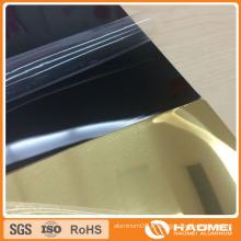 Feuilles réfléchissantes réfléchissantes en aluminium Henan pour éclairage
