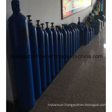 99.999% Jp Helium Gas Cylinder China