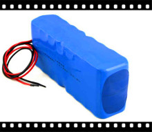 Custom Made Colorful Li Ion Lithium Battery Battery Pack