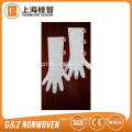 disposable plastic hand mask sheet double layer