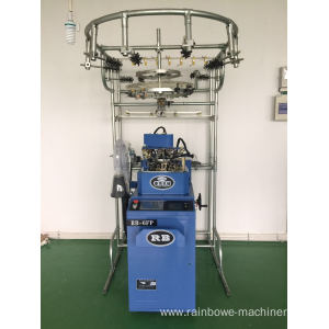 Hot sale for Single Cylinder Sock Knitting 2017 New Production Plain Sock Weaving Machine supply to Nicaragua Importers