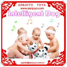 Inteligente perro nuevos juguetes para niños para 2014 sensor sensor de perro eléctrico perro inteligente juguetes electrónicos