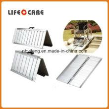 Lightweight Aluminum Electric Wheelchair Ramp