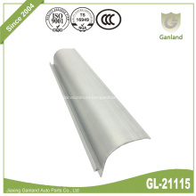 Aluminum Extrusion Roof Wrap Radius 32 mm