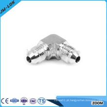Conexões de tubo soldadas com compressor de ar inoxidável