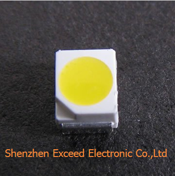 Warm White Color 3528 SMD LED