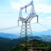 220 kV Owl-Type Angle Galvanized Tower