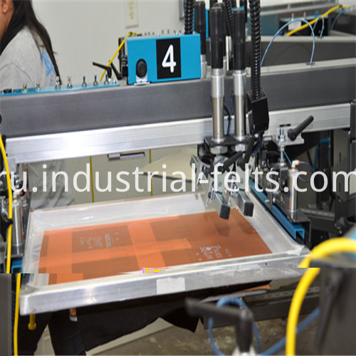 Fabric Printing Screen