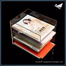 Tawney Acrylic File Holder