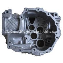 El negro del OEM anodiza aluminio a presión el disipador de calor electrónico auto de la fundición